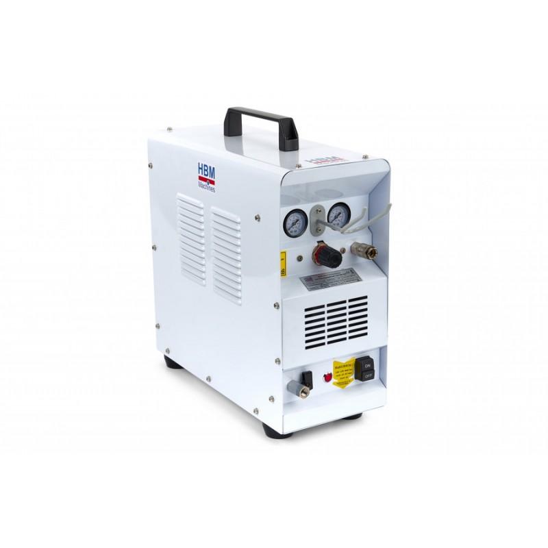 Compresor silentios 1 HP, 6 Litri - HBM 10353