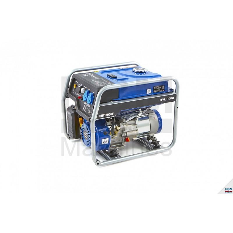 Generator cu benzina 2.6 Kw - Hyundai 55021FH