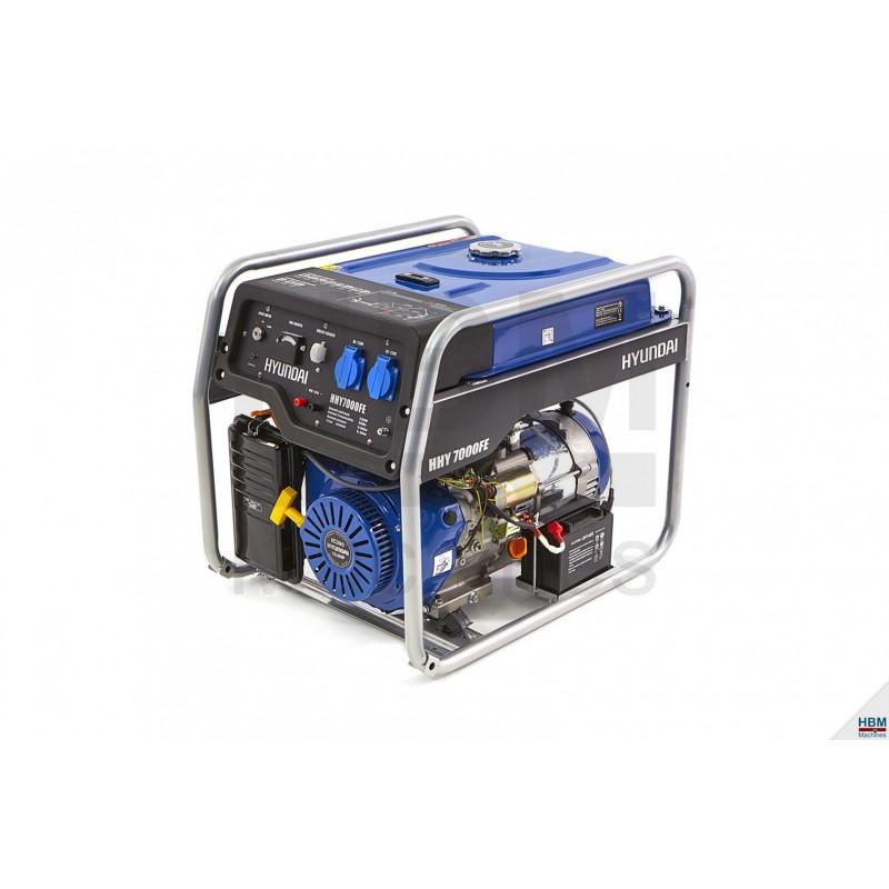 Generator cu benzina 5,5KW - Hyundai 55023