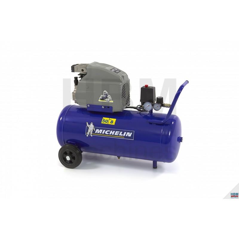 Compresor Michelin 50 Litri - HBM 1129510090