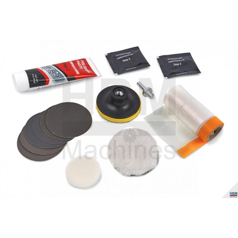 Kit polishare faruri - HBM 9470