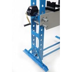 Presă profesională 75 tone cu actionare pneumatica si hidraulica