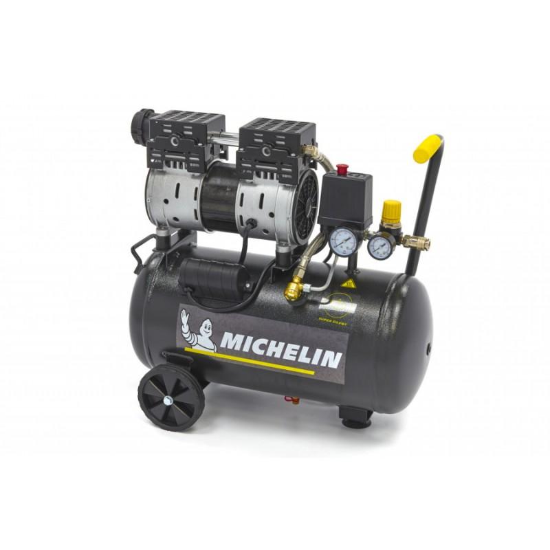Compresor 24 litri silentios Michelin - 1129581079