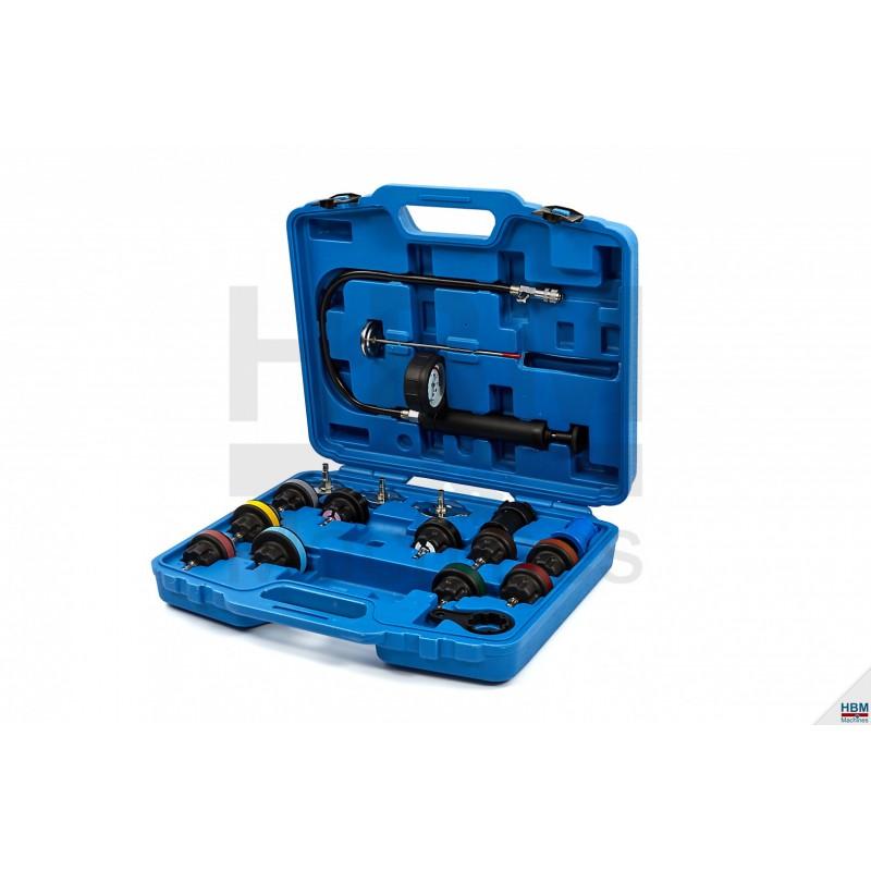 Trusa verificat sistem de racire 18p  - H4685