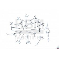 Panou perforat scule 18 carlige - H8827