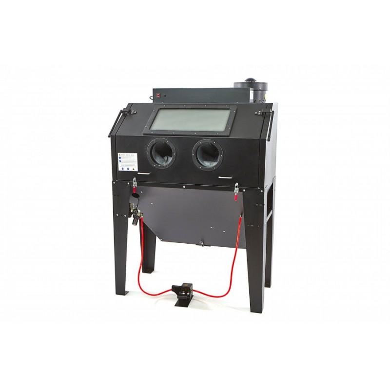 Cabina de sablat cu aspiratie 500 - HBM 8970
