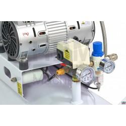 Compresor 200L Silentios  - HBM 9267