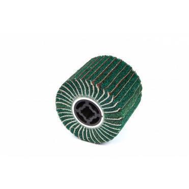 Perie de slefuit si satinat P180, 100x120 mm