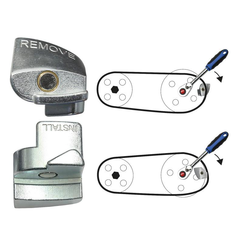 Dispozitiv inlocuit curele elastice - Normex 21-733
