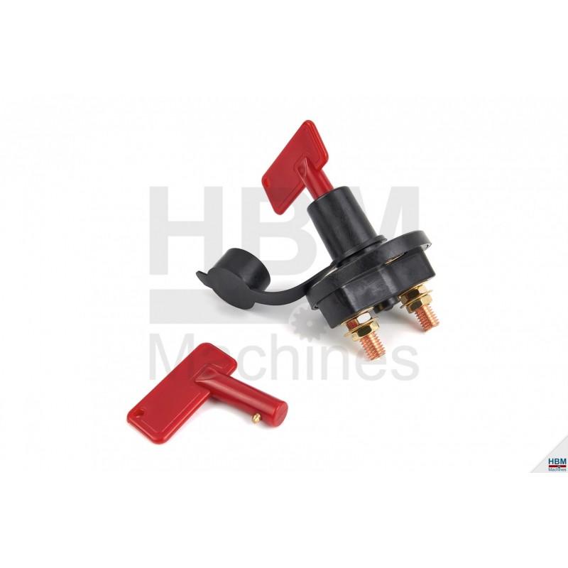 Comutator baterie și suport de by-pass siguranță - HBM 9240