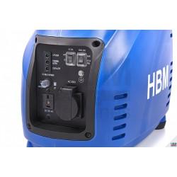 Generator cu benzina 1500 Watt - HBM 9469