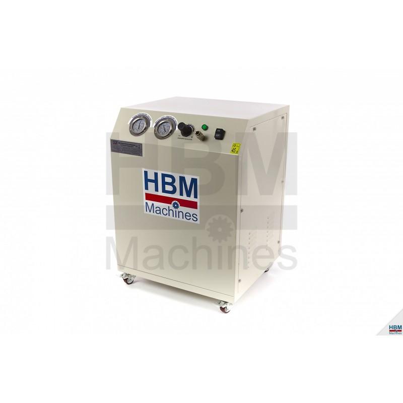 Compresor 30L Silentios - HBM 6297