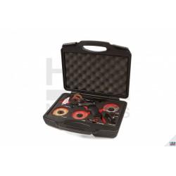 Set Profesional De Slefuit Pneumatic 12 piese HBM 7980