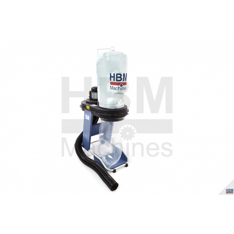 Exhaustor praf si rumegus 550 watt HBM8675