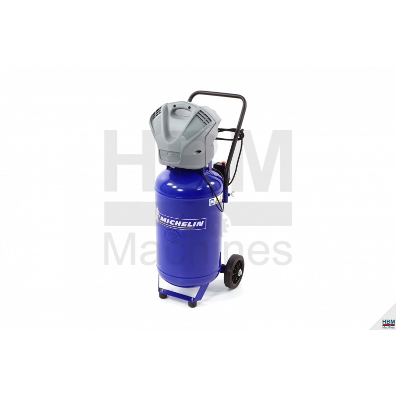 Compresor vertical 50L fara ulei Michelin -  HBM1121360462