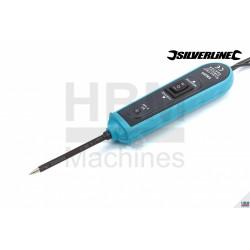 Tester pentru instalatii electrice 6 - 24 Volti HBM 7295
