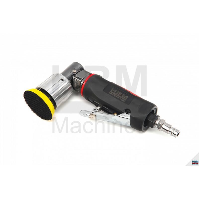 Slefuitor Velcro 50mm orbital - HBM 3026