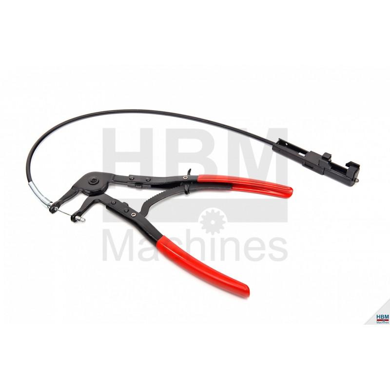 Cleste flexibil coliere 630mm -HBM3504