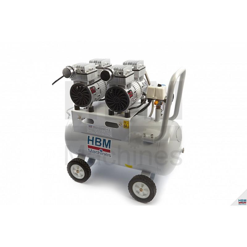 Compresor 50L Silentios
