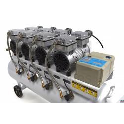 Compresor 120L Silentios - H6294