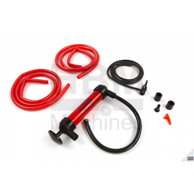 Pompa manuala pentru transfer lichide/vacuum/umflat - H6618