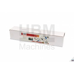 Pompa ulei manuala cu accesorii - HBM 8641