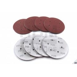 Set disc slefuit 150mm, 40 buc - H6485